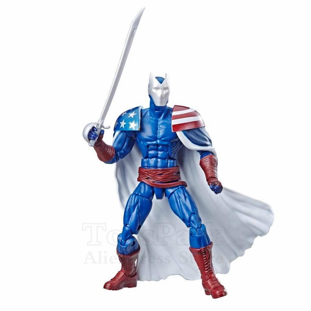 Marvel Legends 2019 Movie Avengers 4 Endgame Citizen V 6 Action Figure From Armored Thanos BAF