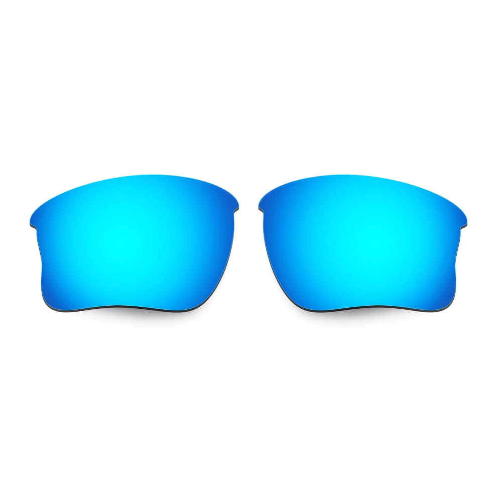 38a84c41d8b 2 Pairs For Oakley Flak Jacket XLJ Polarized Replacement Lenses Blue   Red  100% UVA   UVB Protection-in Accessories from Apparel Accessories on ...