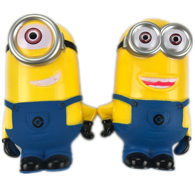 Aliexpresscom Comprar Minion 3D Encantadores Minions Figuras de