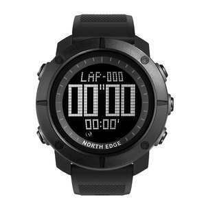 Image 4 - NORTH EDGE Mens sports Digital watch Hours for Running Swimming military army watches water resistant 50m stopwatch timer