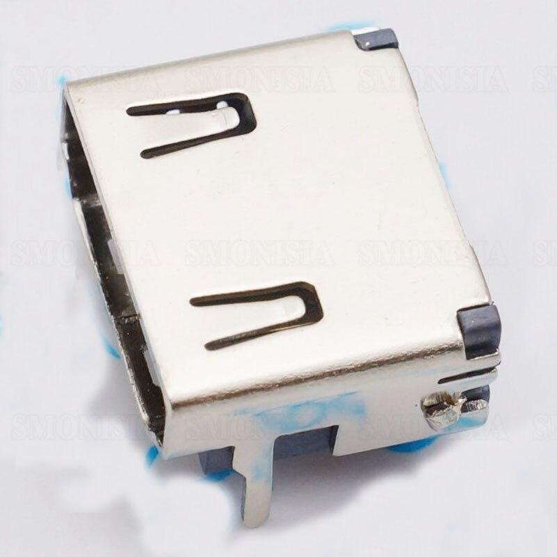 HDMI Female Socket Three-Rows Pin HDMI TV Interface Connector 19 Pin pin header female socket 2 0mm spacing 2 40p double base two rows socket
