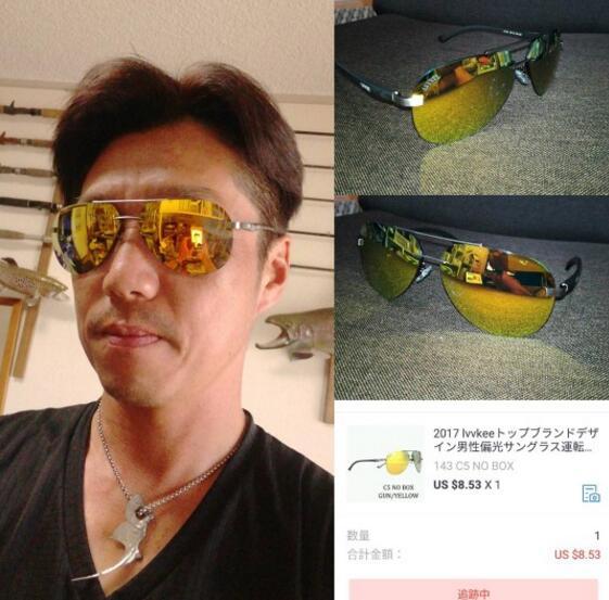 LVVKEE 2018 Heiße klassische Männer polarisierende Sonnenbrille, - Bekleidungszubehör - Foto 6