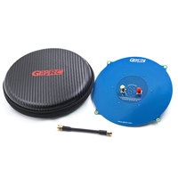GEPRC Triple Feed Patch Pagoda 5.8G 14dBi FPV Array Antenna Circular Polarized For RC Models Spare Part DIY Accessories