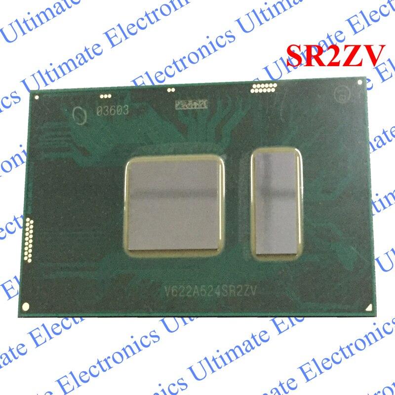 ELECYINGFO Rinnovato SR2ZV I7-7500U SR2ZV I7 7500U BGA chip testato al 100% di lavoro e di buona qualità