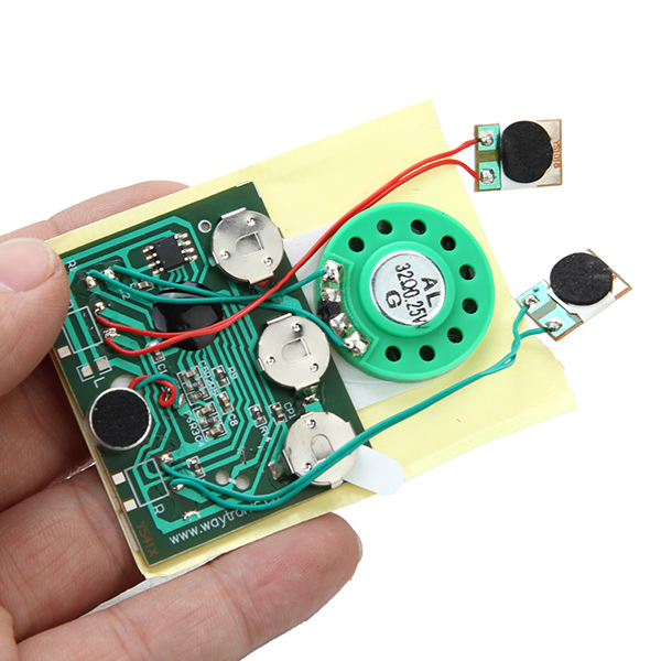 Recording greeting card chip diy homemade musical greeting moudle in power tool accessories from tools on aliexpress alibaba group recording greeting card chip diy homemade musical greeting moudle in power tool accessories from tools on aliexpress alibaba