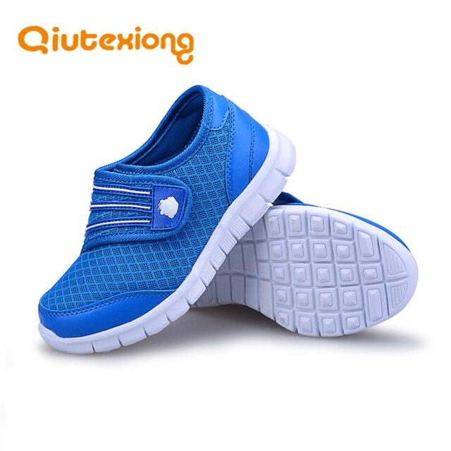 58447211319e6 QIUTEXIONG Enfants Chaussures Filles Sport Chaussures Enfants Chaussures de  Course Sneakers Pour Les Garçons Chaussures Printemps