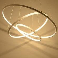 Modern LED chandelier acrylic lights lamp for dinning room living room lampadario moderno Lustre Chandelier Lighting AC85-265V