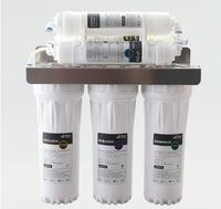 6 grade Ultrafiltration alkaline water purifier /tap water purifier/household direct drinking water/UF water filter