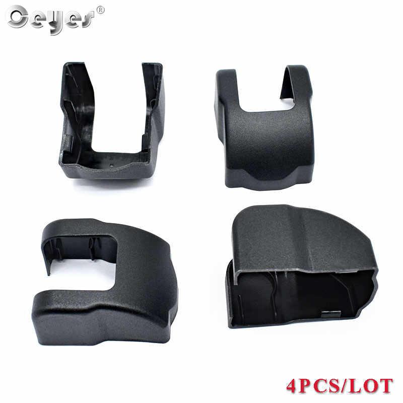 Ceyes tapón de bloqueo de la puerta del coche que limita las hebillas del brazo de la cubierta del coche para Peugeot 3008 2008 508 Citroen C3-XR C3 Elysee envío Gratis