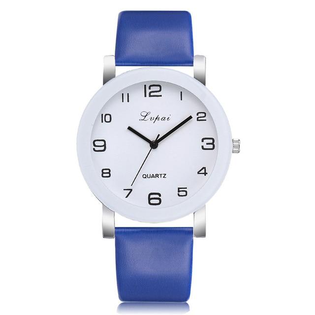 Lvpai Brand Quartz Watches For Women Luxury White Bracelet Watches Ladies Dress Creative Clock Watches 2018 New Relojes Mujer