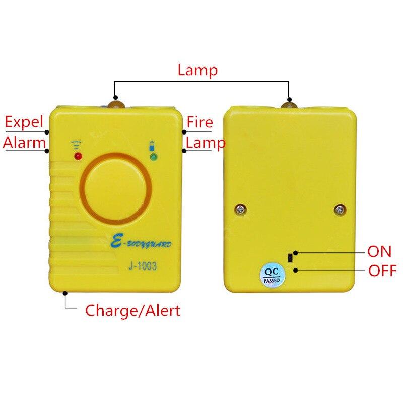 Image 4 - 超音波犬のリペラ抗樹皮トレーナー充電式ペット犬ストップ吠える Led 懐中電灯アラーム抑止モード虫除け   -
