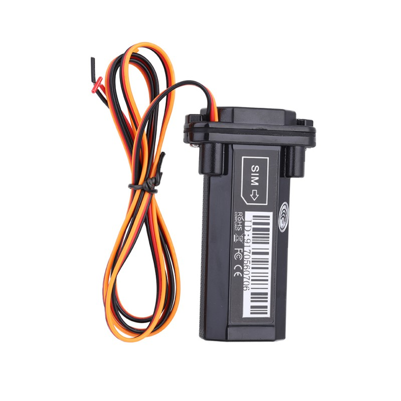 Motorcycle Waterproof Car GSM <font><b>GPS</b></font> tracker for Car motorcycle vehicle tracking device with online tracking software X2 image