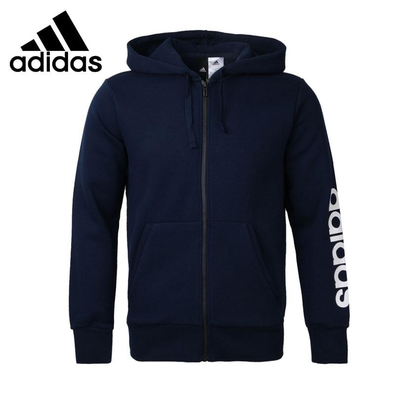Original New Arrival 2017 Adidas ESS LIN FZHOODB Men's  jacket Hooded  Sportswear original new arrival 2017 adidas wb lin lightwgt men s jacket hooded sportswear