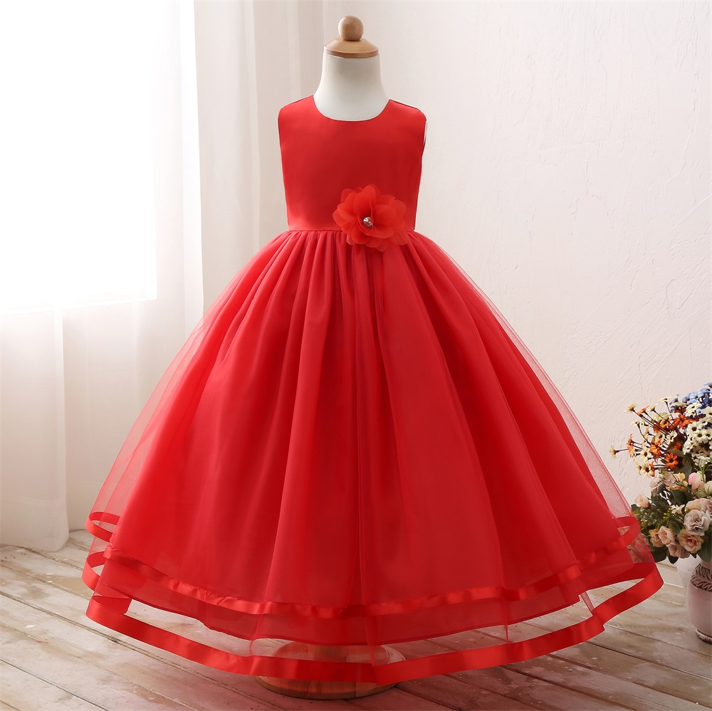 Girls Dresses Size 7 Promotion-Shop for Promotional Girls Dresses ...