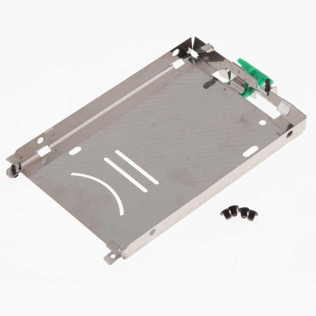 Dysk twardy HDD Caddy uchwyt taca i śruby do HP ZBOOK 15 ZBOOK 17 G1 G2 dysk twardy Caddy taca