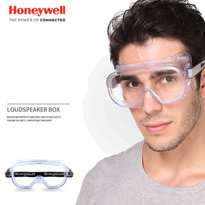 Image 3 - Youpin honeywell Anti Fog Antisand windproof Anti Dust Resistant Transparent work Glass For smart home kit