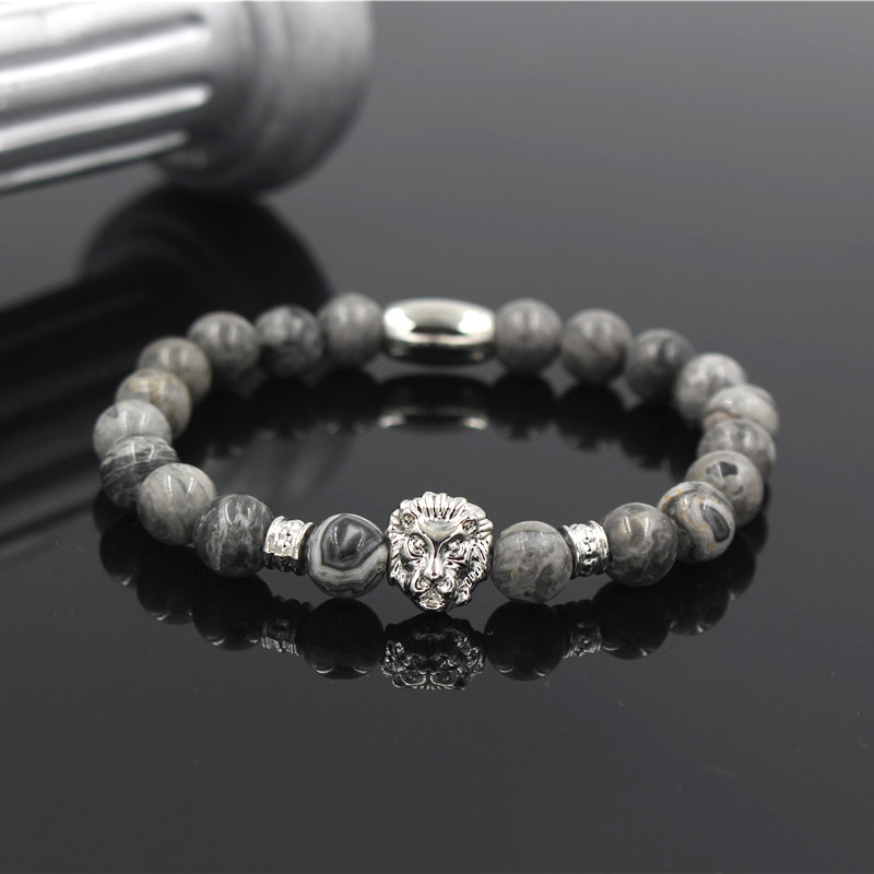 HTB1yviHQFXXXXcCaFXXq6xXFXXXW - Lion Design Charm Bracelet