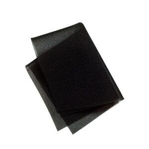 Image 3 - DIY 500*400*3mm/5mm Computer Mesh sponge PC Case Fan Cooler Black Dust Filter Case Dustproof Cover Chassis dust cover 40PPI