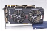 Used,original ASUS GTX 760 2GB GDDR5 256Bit DVI HDMI graphic card