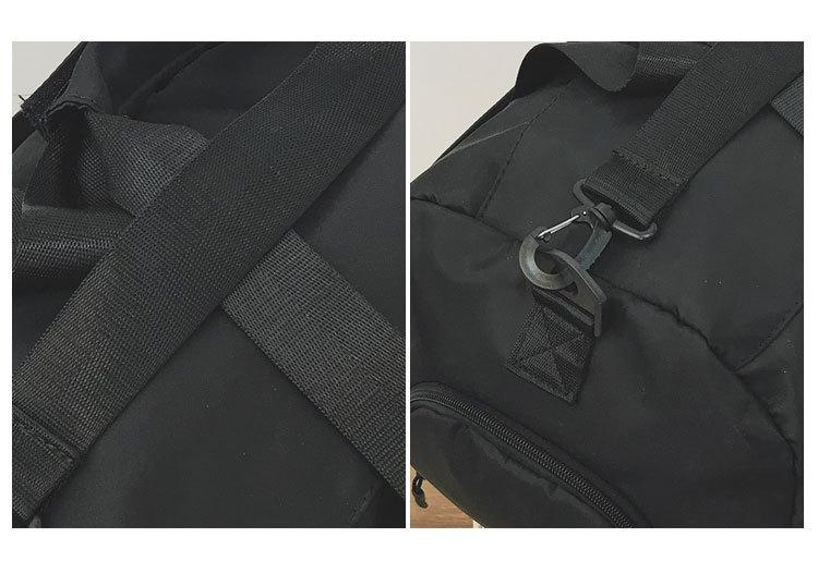 Sports Bags for Women 2019 Sportnew print waterproof sac de sport gym bag Multifunction Handbag training shoulder bag gymtas
