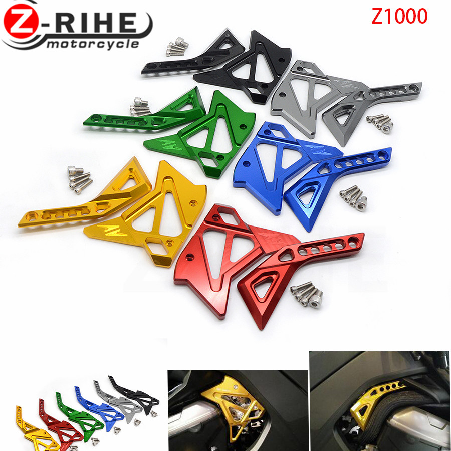 For Kawasaki Z1000 2014 2015 2016 Motorcycle Accessories CNC Aluminum Fuel Injection Cover 5 color rsd motorcycle 5 hole beveled derby cover aluminum for harley touring flh t 2016 2017 for flhtcul and flhtkl 2015 2016 2017