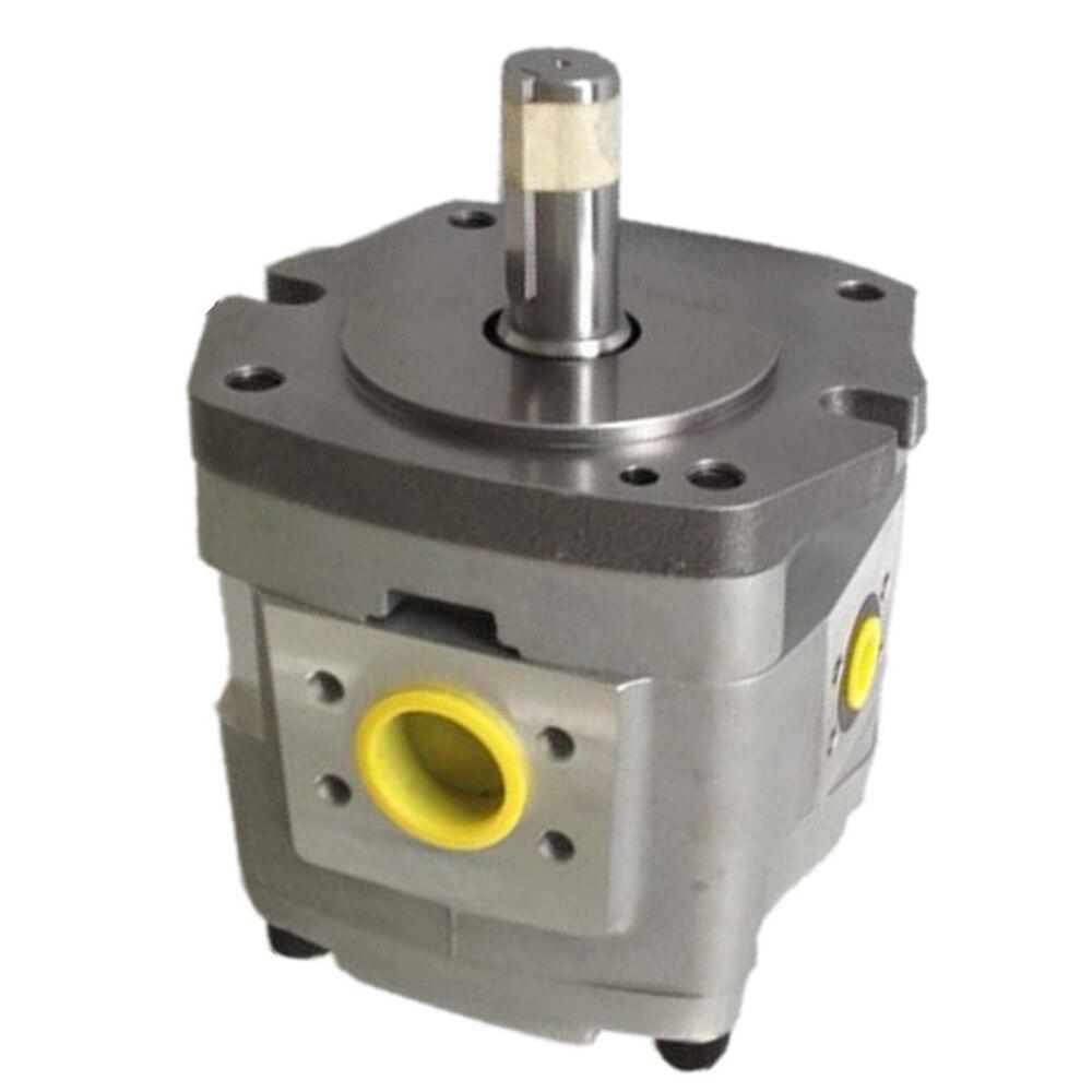 NACHI Hydraulique pompe IPH Série Type: IPH-2A-3.5 IPA-2A-5 IPH-2A-6.5 IPH-2A-8 Pression Nominale: 25Mpa Pompe À Engrenages À Huile Caste Fer