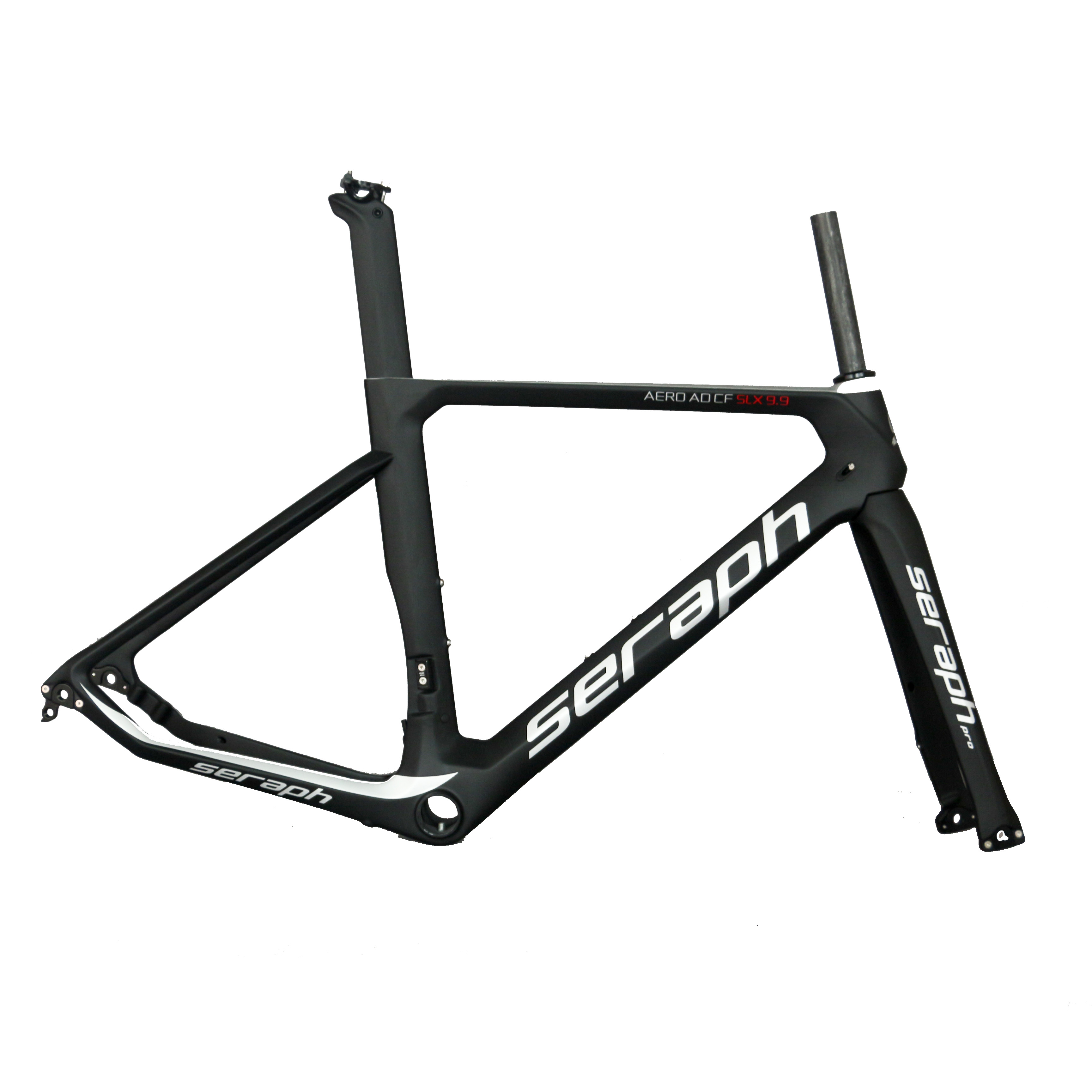 2019 Carbon Cycling Frame Road Bike  Di2 Carbon Bicycle Frame TT-X10 Made In China