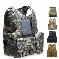 Tactical Vest Camouflage Hunting vest Armor Hunting Equipment tactical Vest 9 Color