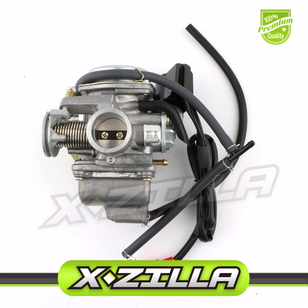 Yerf Dog Blue Gy6 Wiring Harness Diagram Pd Carburetor For Atv Scooter Engine Dogg Moped Go Kart Carb In