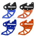 CNC Rear Brake Caliper Support With Brake Disc Guard For KTM 125 150 200 250 300 350 400 450 500 525 530 EXC EXCF XCW XCFW 04-15