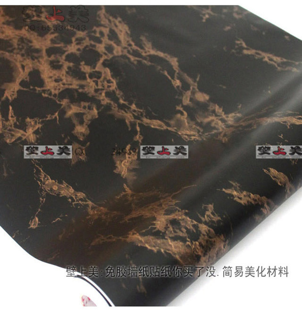2015 New Rushed Papel De Parede Adesivo of Wall Paper Self Desktop Wallpaper Marble Sticker Tapete for Wood Vinyl Background