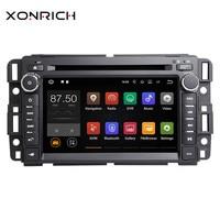 Xonrich Car Multimedia Player Stereo AutoRadio GPS DVD For Chevrolet GMC Hummer Yukon Denali Acadia Buick Suburban TahoeExpress