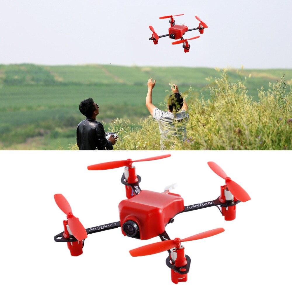Фотография 1set 5.8G 32CH 25mW Mini FPV Racing Quadcopter Drone 1S DSM2/FLYSKY/FRSKY Receiver