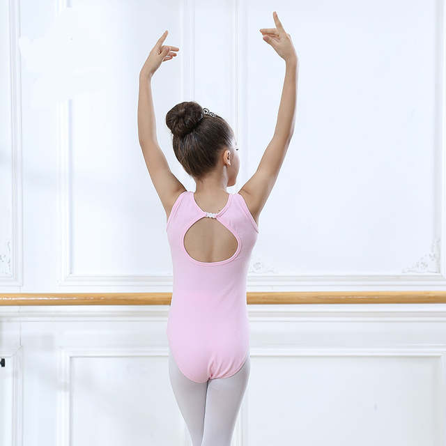 Tienda Online Leotardos de Ballet para niñas sin mangas gimnasia ...