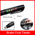 2016 HOT Brake Fluid Tester Pen 5 LED Car Vehicle Auto Automotive Testing Tool Car Vehicle Tools Diagnostic Tools