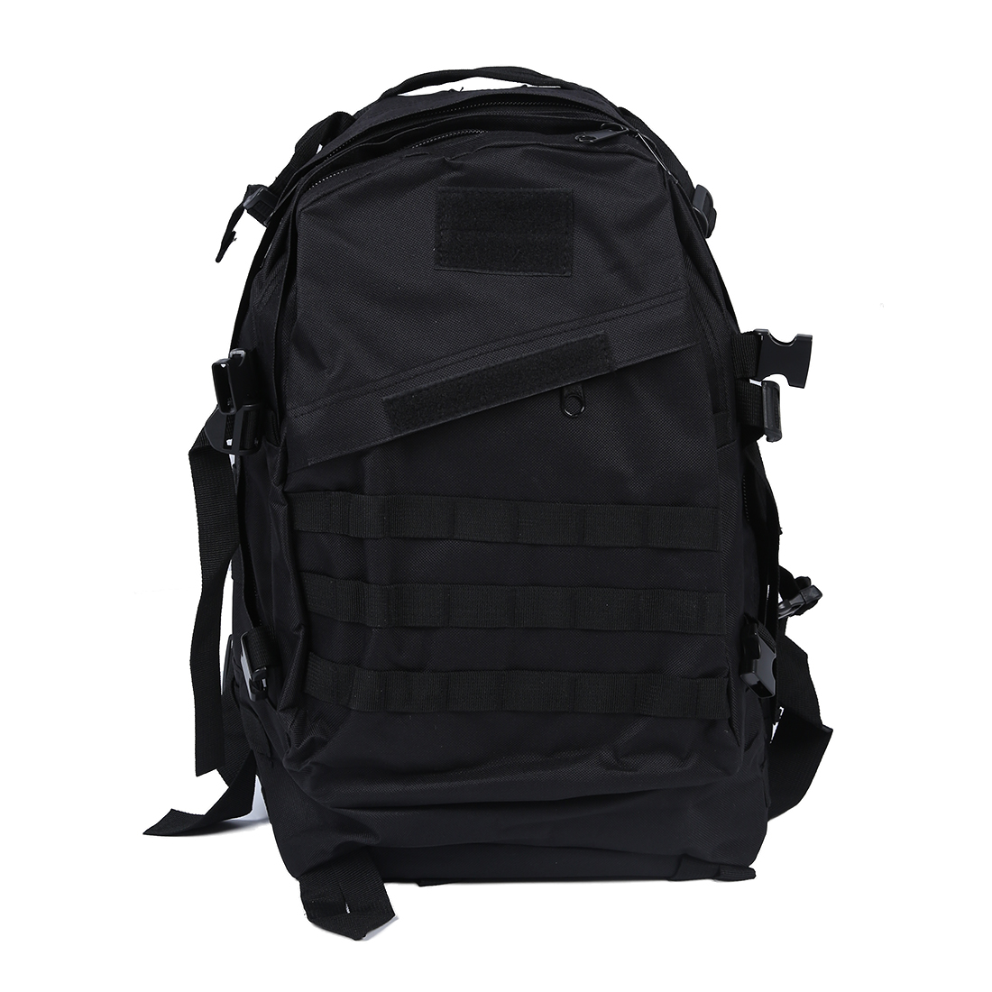 Military Tactical Backpack Backpack Camping Trip Hiking Bag 40L Black