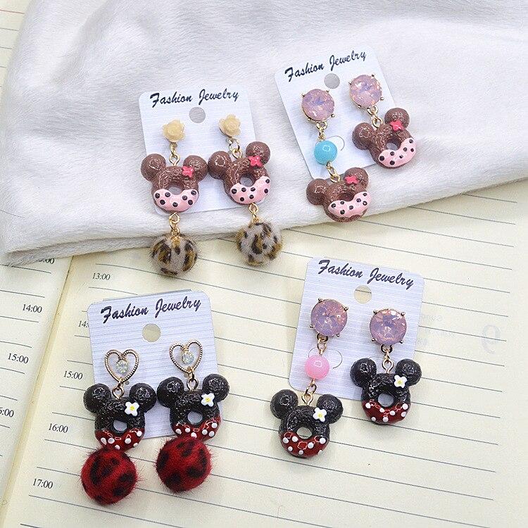 2018 New Fashion Earrings For W