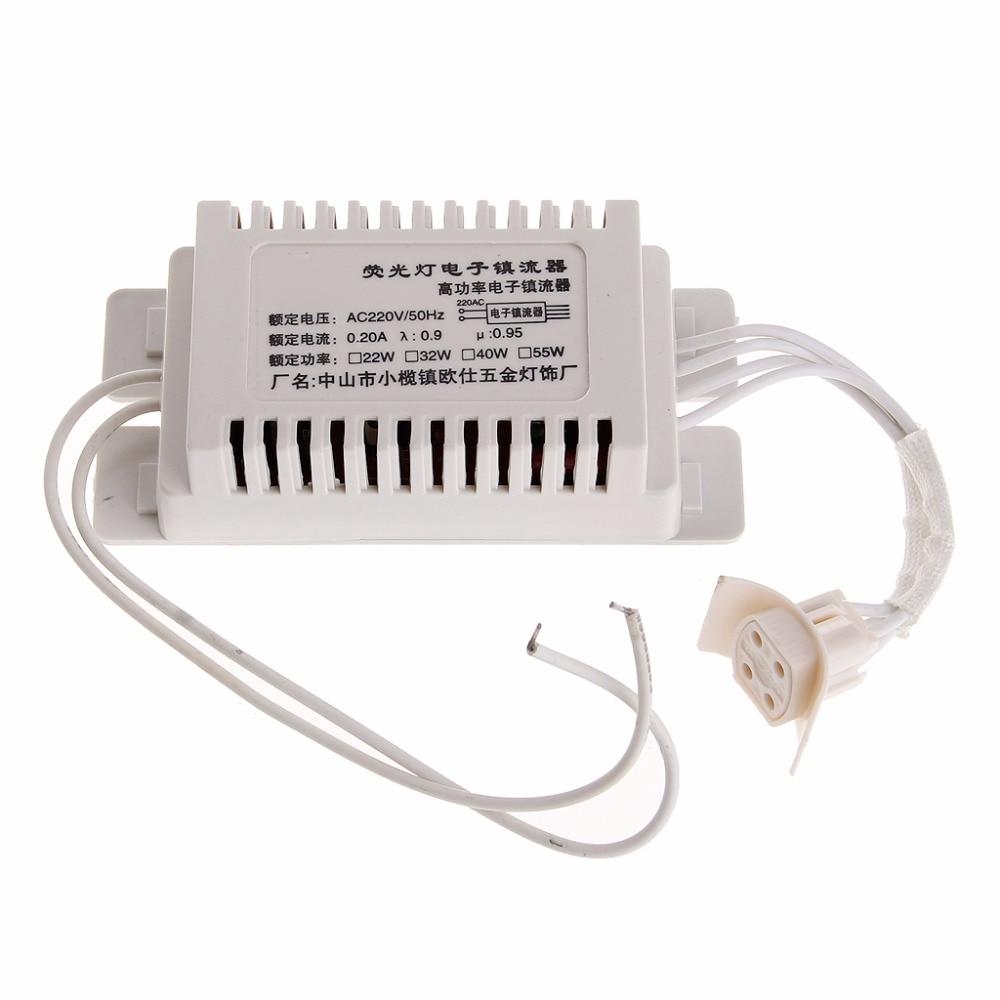 AC 220V Annular Tubes Fluorescent Lamp Electronic Ballast Circular Electronic Ballasts Electrical Equipment-