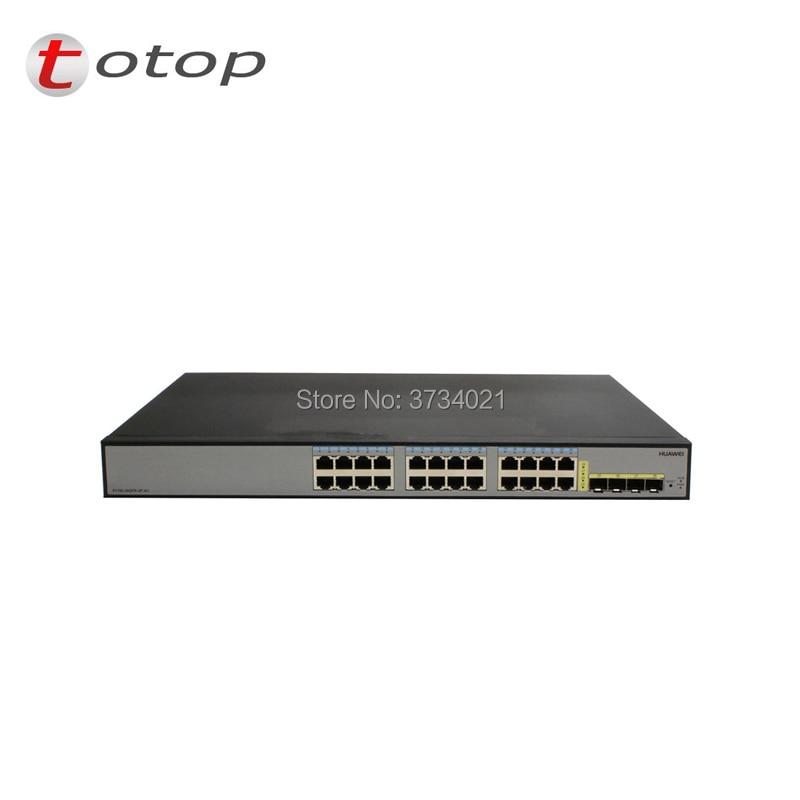 Original HUAWEI switch S1700 Series 24 ports Gigabit ethernet switch S1700-28GFR-4P-AC ethernet switchOriginal HUAWEI switch S1700 Series 24 ports Gigabit ethernet switch S1700-28GFR-4P-AC ethernet switch