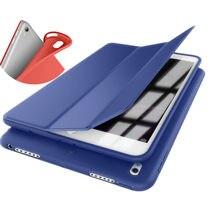 Funda de piel Para iPad Pro 10.5 pulgadas 2017 Ultra Delgado Inteligente Caso de la cubierta Para el Nuevo ipad Pro 10.5 Caso Funda De Silicona Suave + protector