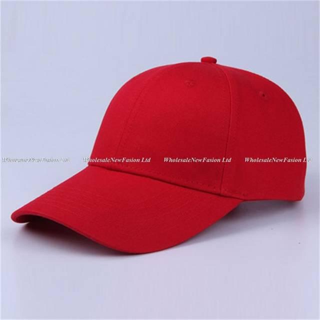 19a6129c74c Online Shop Bulk Hats 30pcs lot Nice Blank Cotton Baseball Cap for Spring  Summer Men Black Base Ball Caps Womens Adjustable Navy Ball Caps