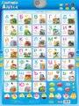 Специальный Русский язык электронные детские ABC алфавит звук диаграммы младенческой обучения в раннем возрасте образования фонетические диаграмма