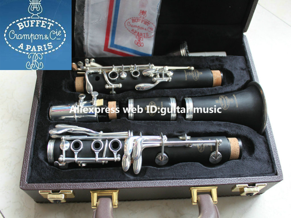 Copy Buffet R13 Clarinet Student Bb Buffet Clarinet 17 key with Case Top Selling From China Free Shipping мистерия buffet красная