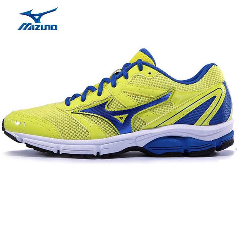 MIZUNO Sport Sneakers Men's Shoes WAVE IMPETUS 2 Running Shoes DMX Technology Cushioning Running Shoes J1GE141305 XYP227 2