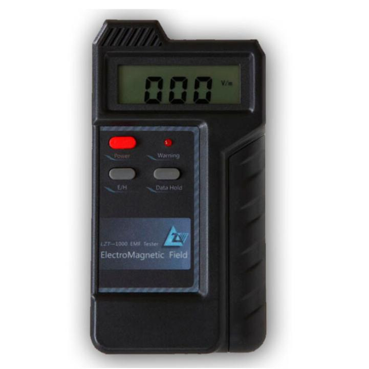 ФОТО Electromagnetic Radiation Tester LZT 1000 For Electric Field With The Magnetic Suitable Home Use