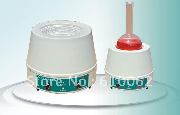 1000 mL (1L) Électrique (thermostatique et temp réglable) Magnétique Agitation Chauffage Mantle, manchon chauffé, livraison Gratuite!