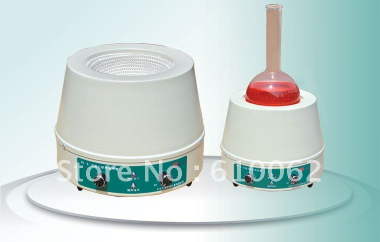 1000mL (1L) Electric (thermostatic & temp adjustable ) Magnetic Stirring Heating Mantle, heated sleeve, Free Shipping !
