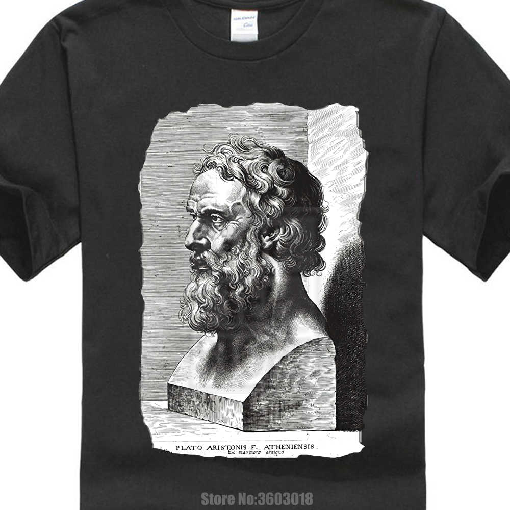 f772bb20 Detail Feedback Questions about Summer Style Fashion Swag T Shirts Men'S  Short New Style Crew Neck Plato Philosophy Teacher Gift T Shirt Greek  Philosopher ...