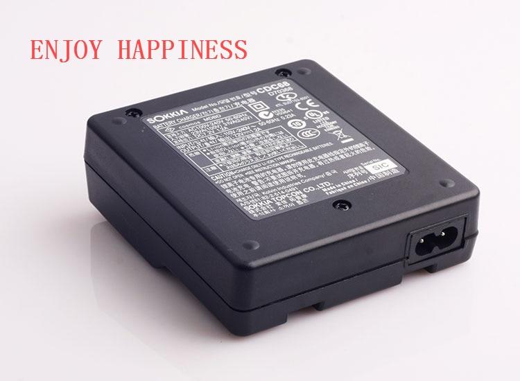 CDC68 Dual charger For Sokkia BDC46 BDC58 BDC70 Battery Total Station  цены