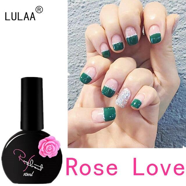2017 new Rose Love natural fashion 8ml gel nail polish nail Poland ...